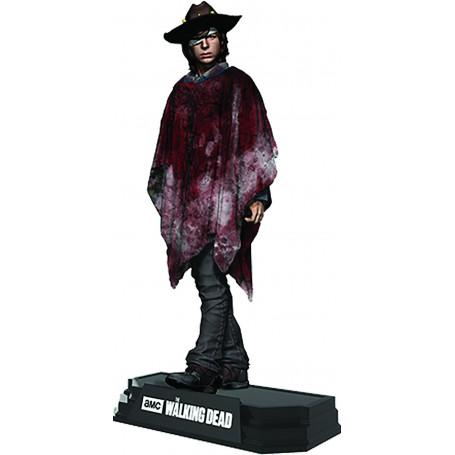 Mcfarlane Walking Dead TV figurine Color Tops Carl Grimes