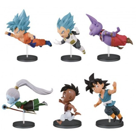 Banpresto Dragonball Z WCF The Historical Characters Vol.2