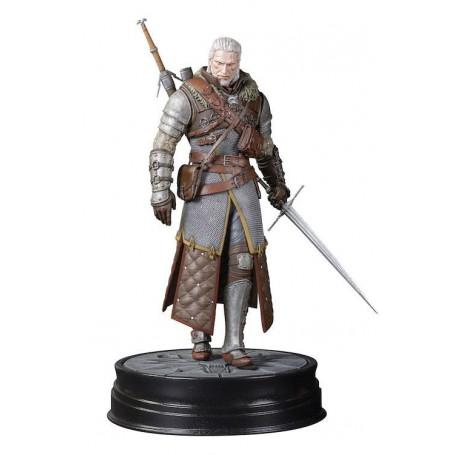 Dark Horse Witcher 3 Wild Hunt statue PVC Geralt Grandmaster Ursine