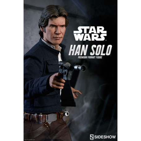 Sideshow Star Wars Episode 5 - Han Solo Premium Format
