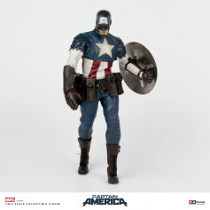 Three A - Marvel Captain America by Ashley Wood 32 cm