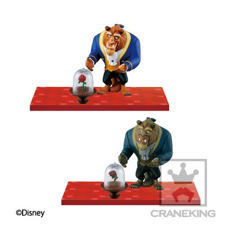 Banpresto Disney Characters MEGA WCF Story08 Beauty and the Beast
