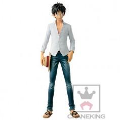 Banpresto Onepiece Jeans Freak The last word Monkey D Luffy