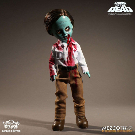 Mezco Living dead dolls Dawn Of the dead Flyboy