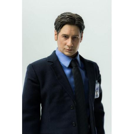 Three A - X-Files Agent Fox Mulder Figurine 1/6
