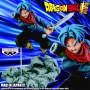 Banpresto Dragonball Z Soul X Soul Trunks 10cm