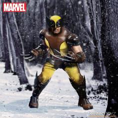 Mezco Marvel Universe figurine 1/12 Wolverine 15 cm