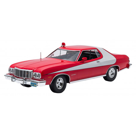 greenlight starsky et hutch tv series 1976 ford gran torino 1 18 figurine collector. Black Bedroom Furniture Sets. Home Design Ideas
