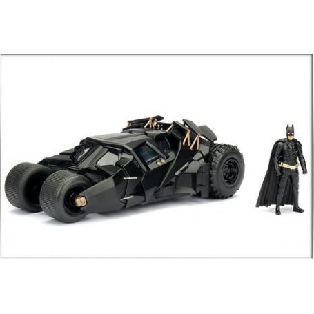 Jada Toys Batman Batmobile 2008 voiture miniature1:24