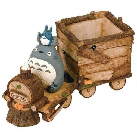 Mon Voisin Totoro Pot à fleurs Locomotive