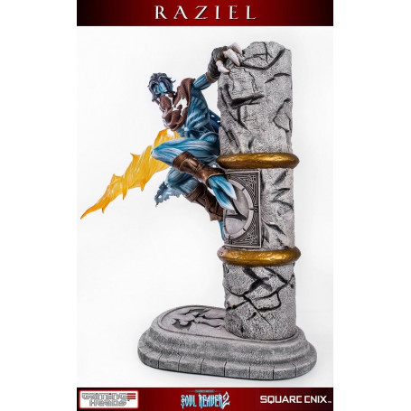 Gaming Heads Statue Legacy of Kain Soul reaver Raziel 1/4