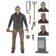 Neca Vendredi 13 chapitre 4 Ultimate figurine Jason