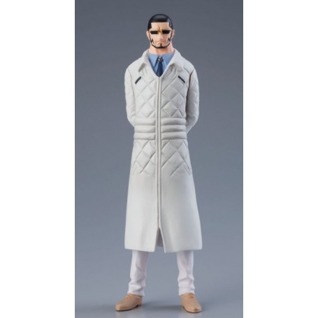 Bandai One Piece Battle In the laboratory - Vergo