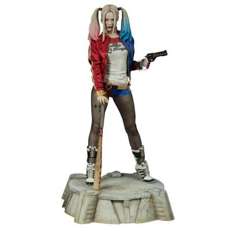 Sideshow Suicide Squad Premium Format Harley Quinn