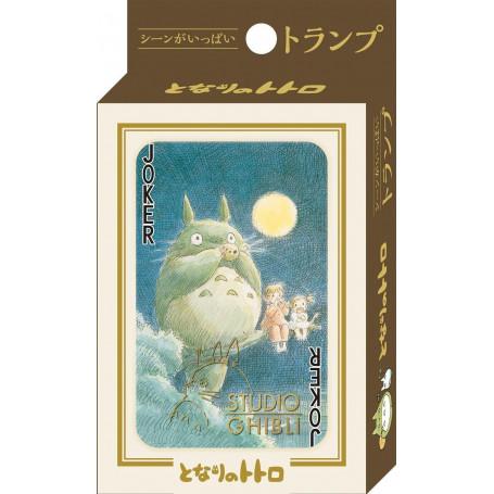 Studio Ghibli Mon voisin Totoro jeu de cartes à jouer