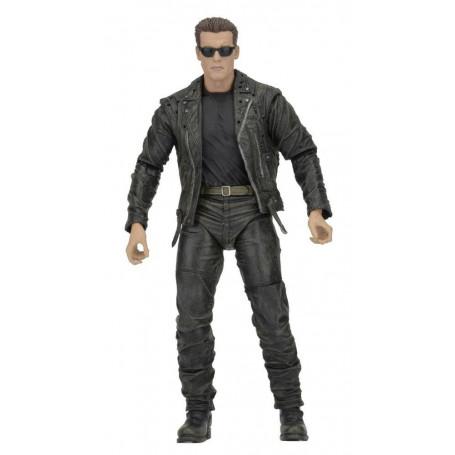 Neca Terminator 2 Le Jugement dernier figurine T800 3D Release