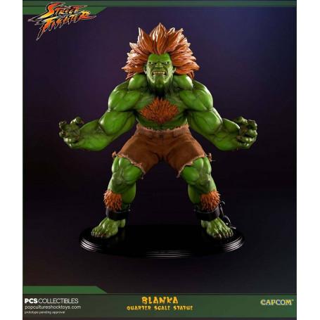 Pop Culture Shock Street Fighter Statue Blanka