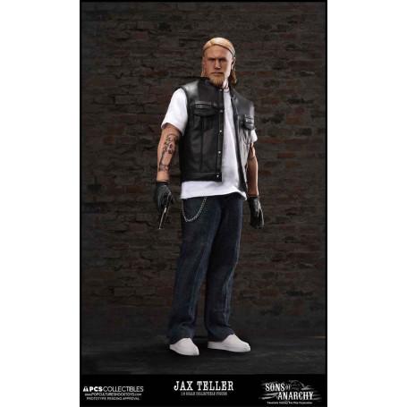 Pop Culture Shock Sons of Anarchy figurine 1/6 Jax Teller 30 cm