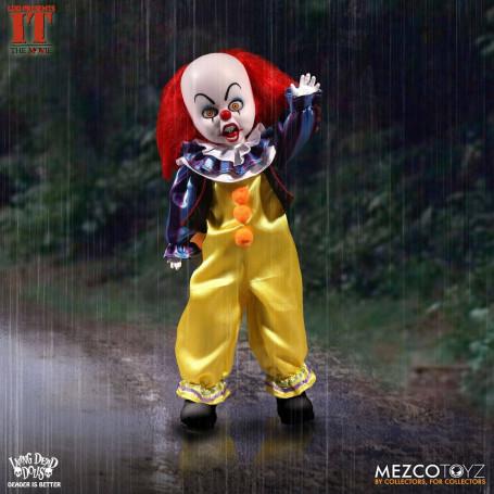 Mezco Living Dead Doll Pennywise ça It