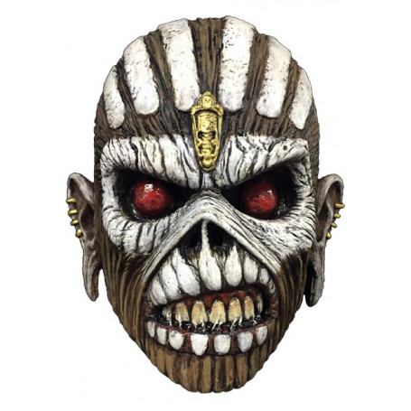 Trick or Treat Studios Mask Iron Maiden Book of Soules