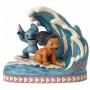 Disney Traditions Statue Lilo et Stitch 15TH ANNIVERSARY