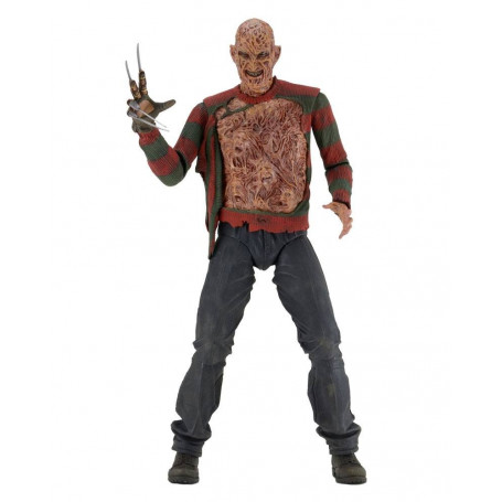 Neca Les Griffes de la Nuit 3 figurine 1/4 Freddy Krueger