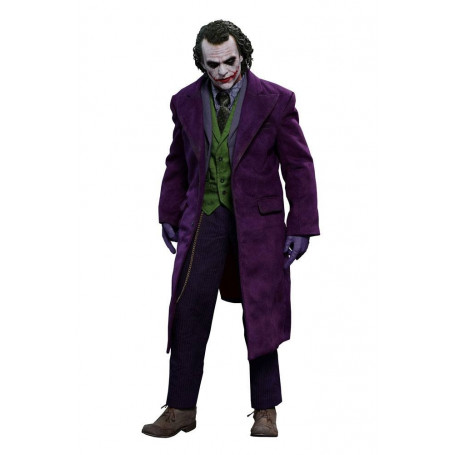 Hot toys The Dark Knight figurine Quarter Scale Series 1/4 The Joker