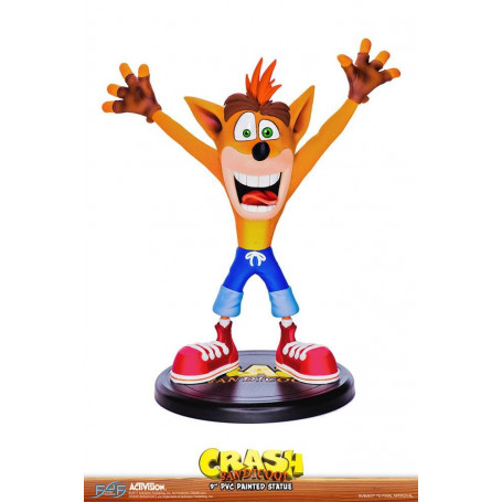 First For Figures Figurine Crash Bandicoot PVC