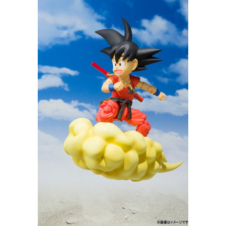 DRAGON BALL KID GOKOU S.H.FIGUARTS