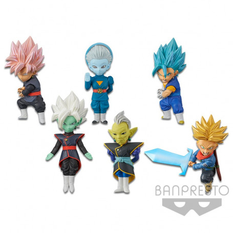 Banpresto Dragonball Z WCF Vol. 7