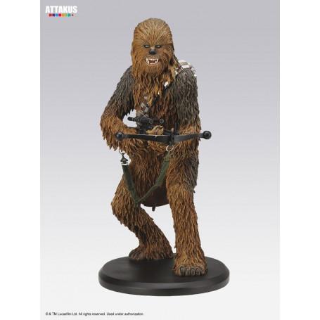 Attakus Star Wars Elite Collection statue Chewbacca 22 cm