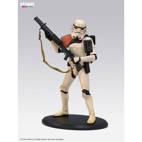 Attakus Star Wars Elite Collection statue Sandtrooper 17 cm