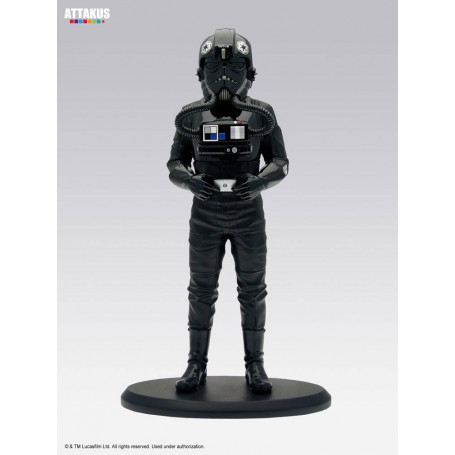 Attakus Star Wars Elite Collection statue Tie Fighter Pilot 18 cm