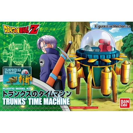 Bandai Dragon Ball figure Rise Trunks TIME MACHINE