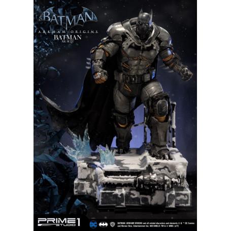 Prime One Studio Statue Batman in XE Suit Cold Heart