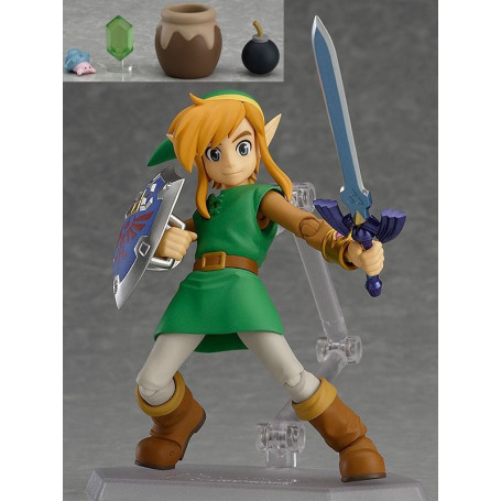Good smile company The Legend of Zelda figurine Figma Link DX