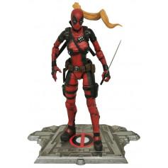 Diamond Marvel Select Figurine Lady Deadpool