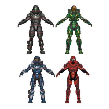 McFarlane Halo 5 Guardian Serie 2 Set Complet