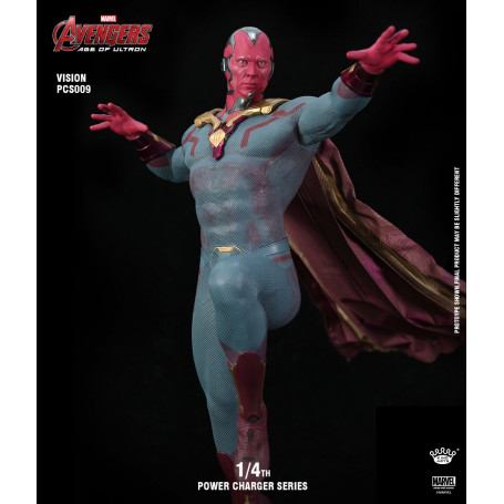 King Arts 1/4 PCS009 Avengers 2 Vision