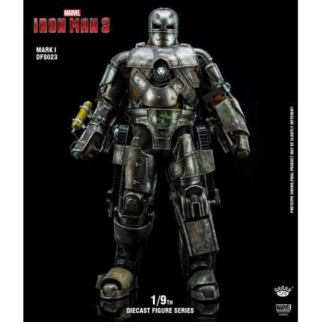 King Arts 1/9 Iron Man Mark I