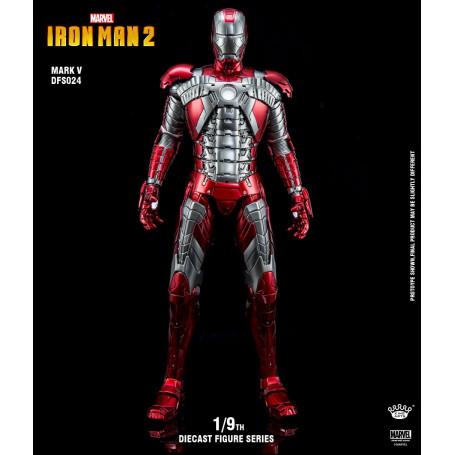 King Arts 1/9 Iron Man Mark V