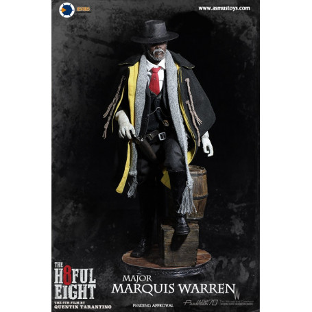 Asmus Toys Major Marquis Warren Les 8 salopards