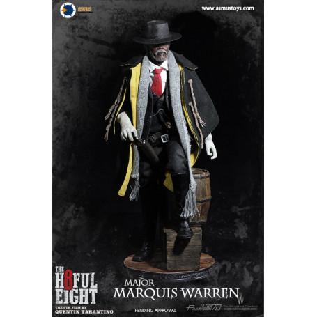 Asmus Toys Major Marquis Warren Les 8 salopards
