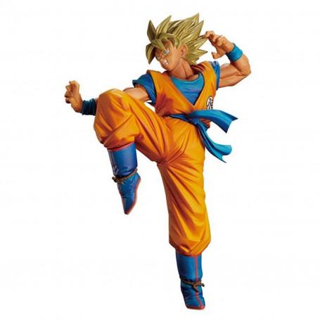 Banpresto Dragonball Super Son Goku Fes SS Son Goku