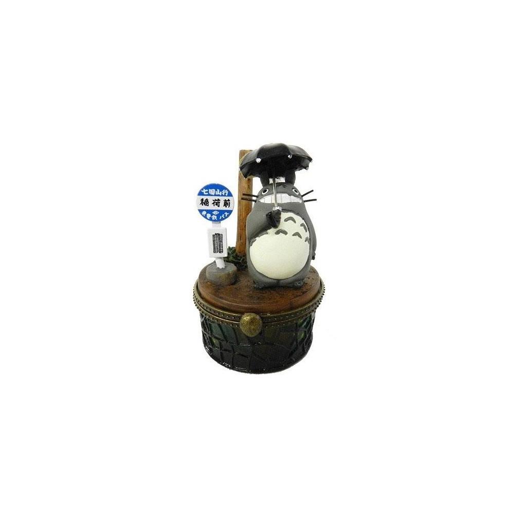 Mon voisin Totoro boîte à bijoux Rainy Day - Figurine ...