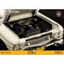 Blitzway SOS Fantômes véhicule 1/6 ECTO-1 1959 Cadillac 116 cm