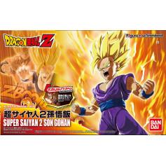 Bandai FIGURE-RISE DRAGON BALL Z Super Saiyan 2 Gohan Model Kit