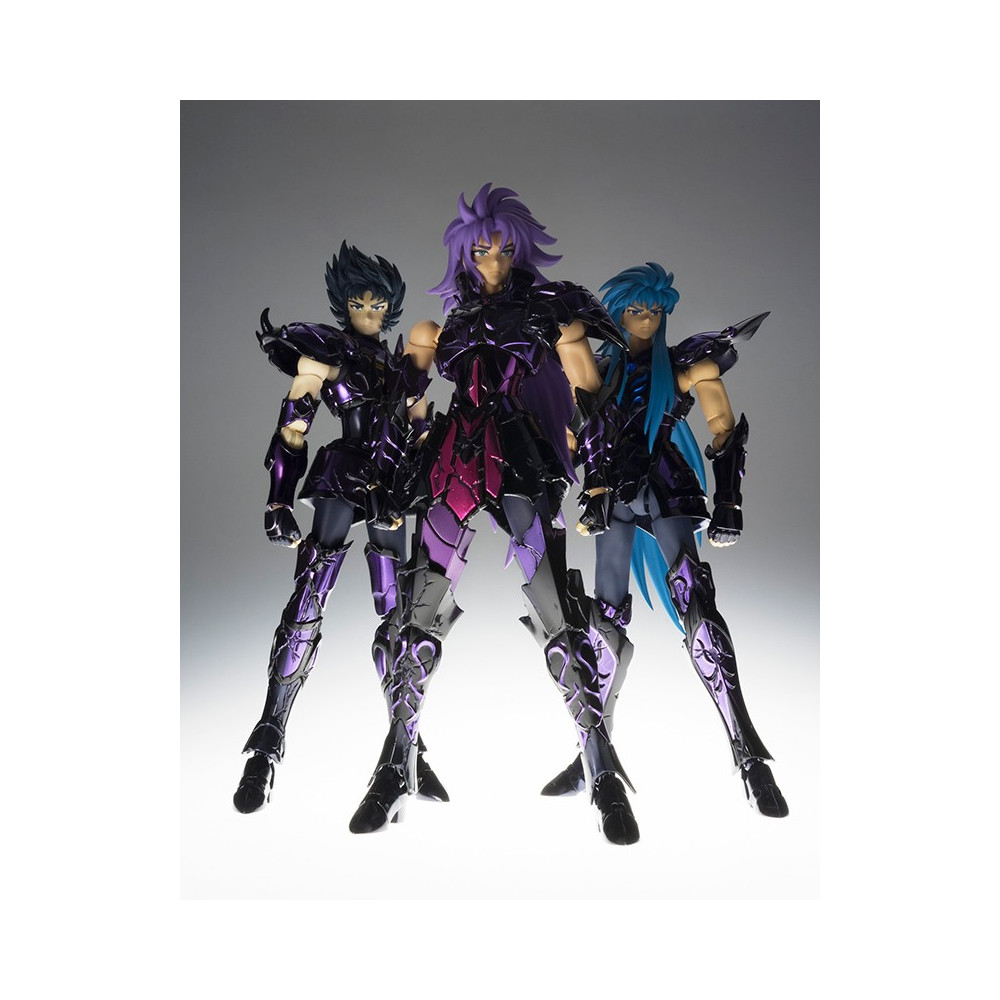 Bandai saint seiya myth cloth ex broken surplis set figurine collector - Decor saint seiya myth cloth ...