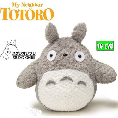Studio Ghibli Peluche Big Totoro S 14cm