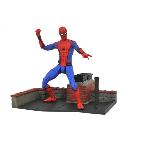 Diamond Marvel Select Spiderman Homecoming